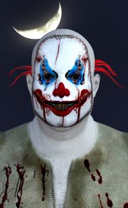 Grusel Horror Clown